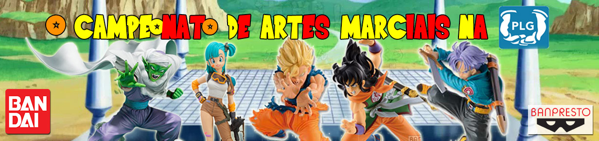 Dragon Ball Bandai Banpresto