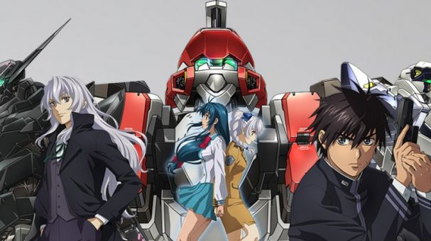 Full Metal Panic! Invisible Victory ganha data de estreia