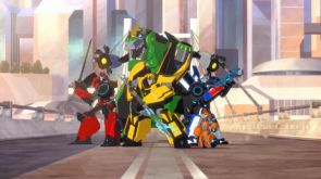 Transformers: Robots in Disguise em setembro na Netflix