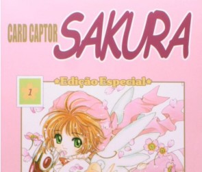 Sakura Card Captor Mangá Volume 1