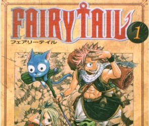 Fairy Tail Mangá Volume 1
