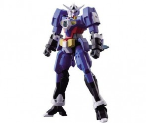 Gundam Gage-ing Builder Series Gundam AGE-1 Normal com partes do Spallow