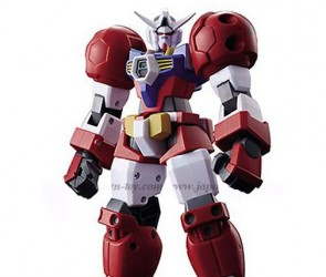 Gundam Gage-ing Builder Series Gundam AGE-1 Normal com partes do Titus