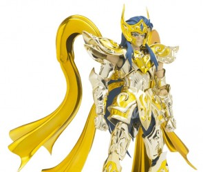 Cavaleiros do Zodíaco Cloth Myth EX Camus de Aquário God Soul of Gold