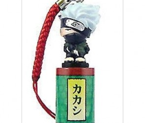 Naruto Fortune Battle Gashapon Hatake Kakashi