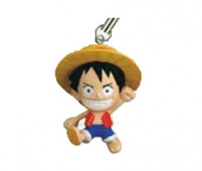 One Piece Mugiwara Strap Monkey D. Ruffy Luffy