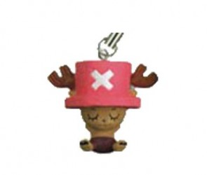 One Piece Mugiwara Strap Tony Tony Chopper