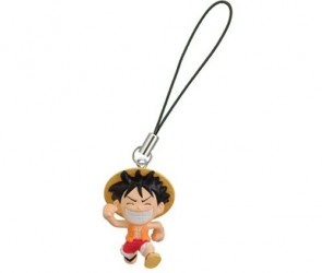 One Piece Strap EX 2 Monkey D. Ruffy Luffy
