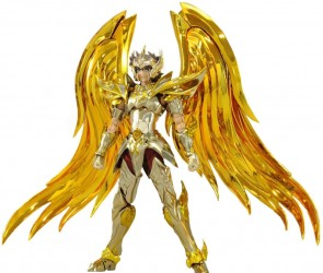 Cavaleiros do Zodíaco Cloth Myth EX Aiolos / Aioros de Sagitário God Soul of Gold
