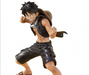 One Piece Figuarts Zero Monkey D. Ruffy Film Gold
