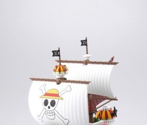 One Piece Grand Ship Collection Model Kit Thousand Sunny