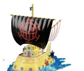 One Piece Grand Ship Collection Model Kit Submarino do Trafalgar Law