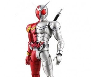 Kamen Rider MG Series Kamen Rider W Heat Metal