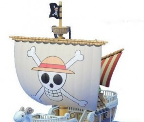 One Piece Grand Ship Collection Model Kit Going Merry