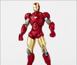 Marvel Revoltech Sci-Fi Series Iron Man Mark VI