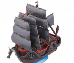 One Piece Grand Ship Collection Model Kit Navio do Dragon
