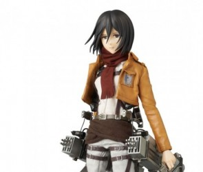 Attack on Titan Real Action Heroes - RAH Mikasa Anckerman