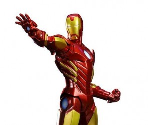 Marvel Avengers Marvel Now ARTFX+ Iron Man [Red x Gold]