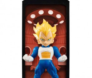Dragon Ball Tamashii Buddies Vegeta Super Sayajin