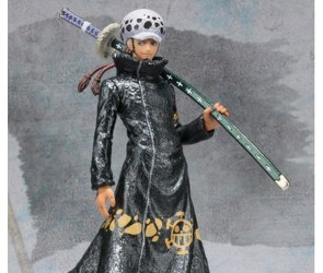 One Piece Figuarts Zero Trafalgar Law New World Special Color Edition