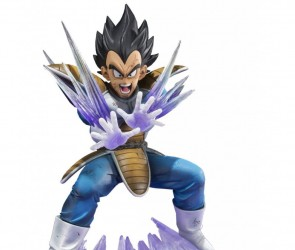 Dragon Ball Figuarts Zero Vegeta Galick Gun