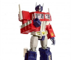 Transformers Masterpiece MP-10 Optimus Prime Convoy